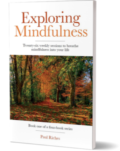 Exploring Mindfulness book